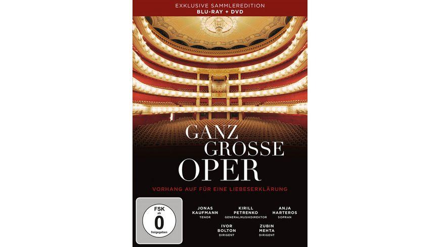 Ganz grosse Oper Vorhang auf fuer eine Liebeserklaerung BR Exklusive Sammleredition