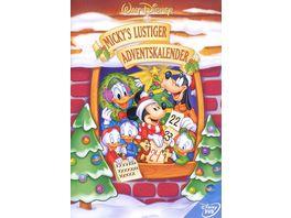 Micky s lustiger Adventskalender