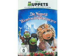 Die Muppets Weihnachtsgeschichte Classic Collection