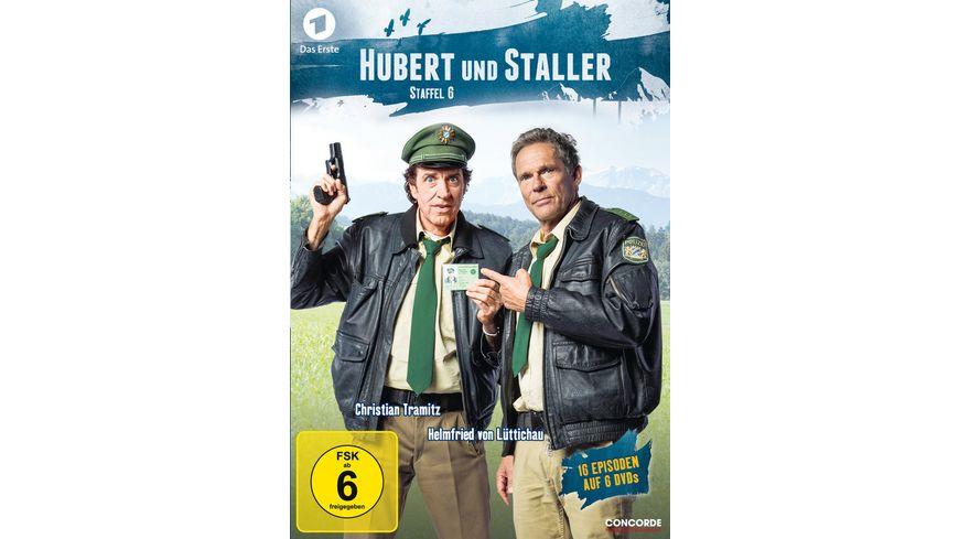 Hubert und Staller Die komplette 6 Staffel 6 DVDs