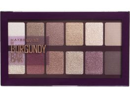 MAYBELLINE NEW YORK Eyeshadow Palette The Burgundy Bar
