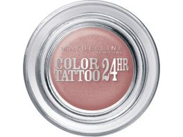 MAYBELLINE NEW YORK Eyestudio Color Tattoo 24H Creme Gel Lidschatten