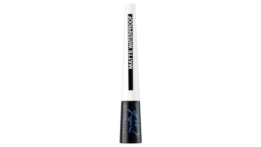 MAYBELLINE NEW YORK Master Ink Matte Waterproof