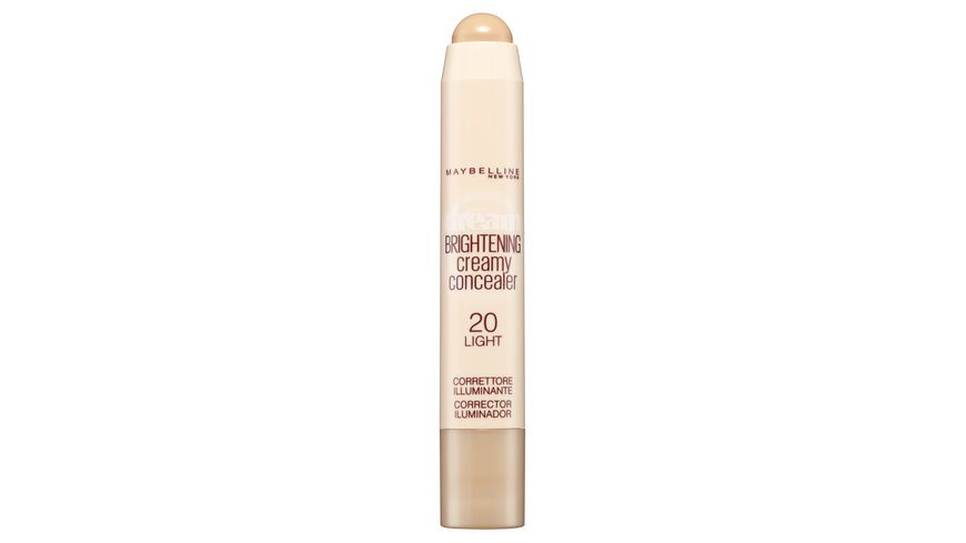 MAYBELLINE NEW YORK Dream Brightening Creamy Concealer