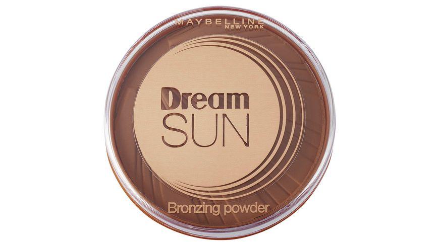 MAYBELLINE NEW YORK Dream Terra Sun Bronzing Puder