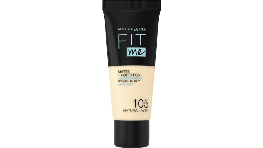 MAYBELLINE NEW YORK FIT ME Matt Poreless Make Up