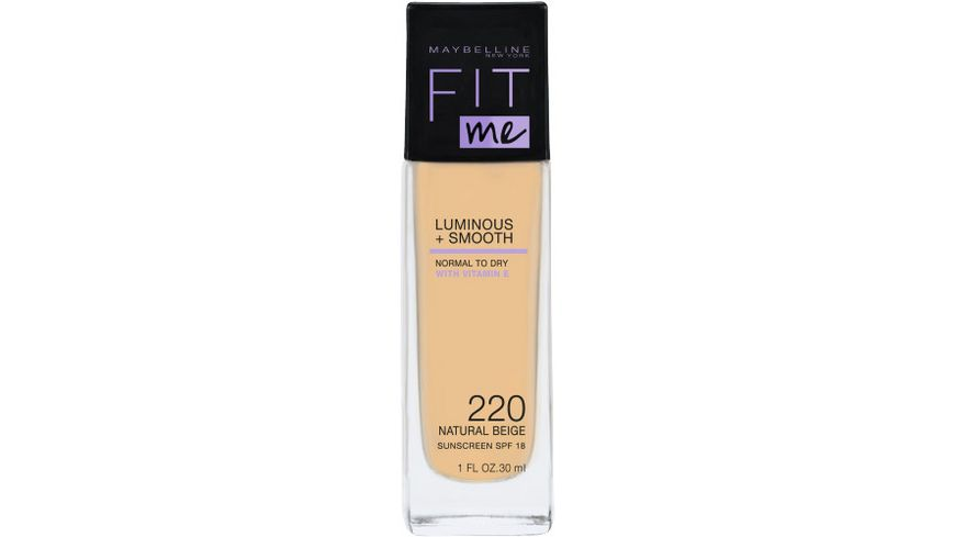 MAYBELLINE NEW YORK FIT ME! Liquid Make-Up