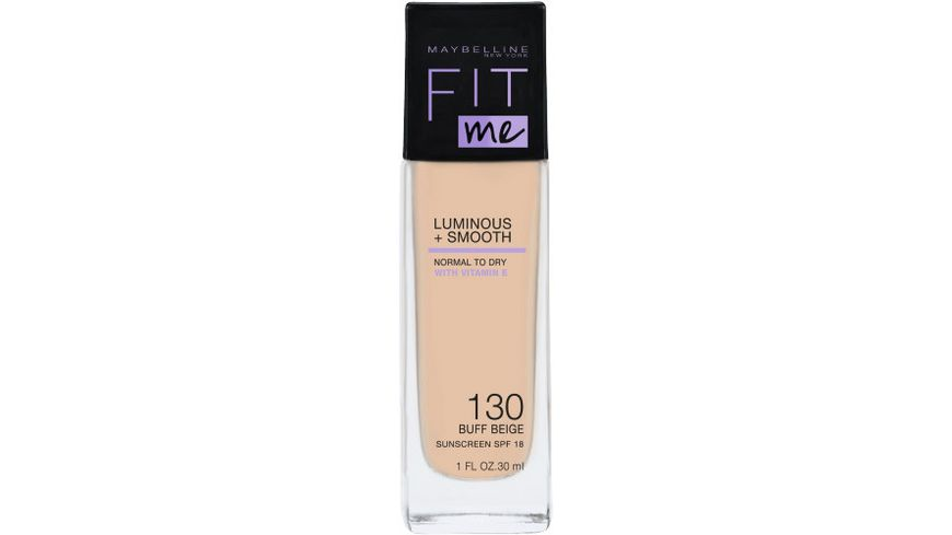 MAYBELLINE NEW YORK FIT ME Liquid Make Up