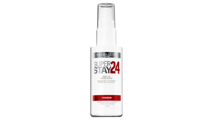 MAYBELLINE NEW YORK Super Stay 24H Make up Fixing Spray