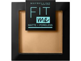 MAYBELLINE NEW YORK FitMe Matte Poreless Puder