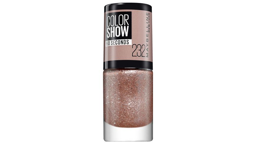 MAYBELLINE NEW YORK Nagellack Colorshow