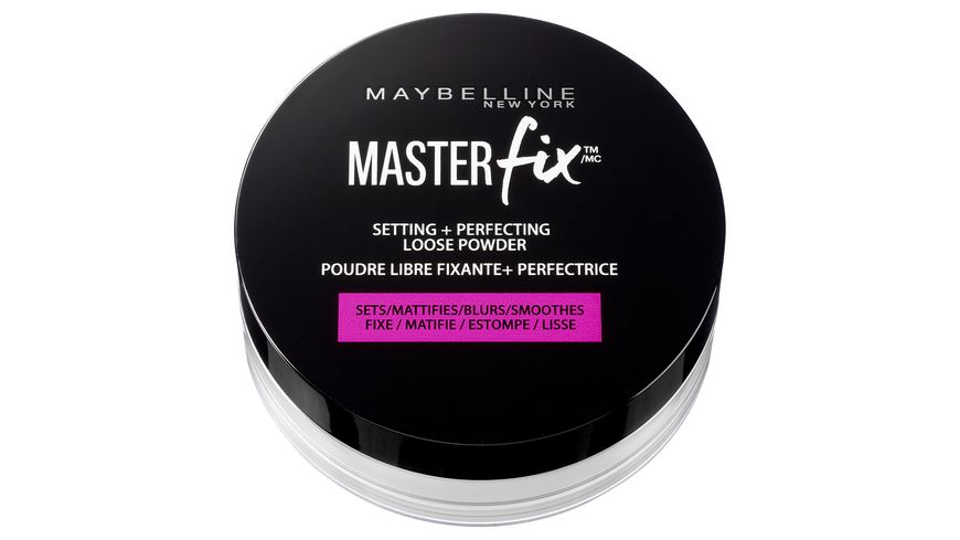 MAYBELLINE NEW YORK Master Fix Puder