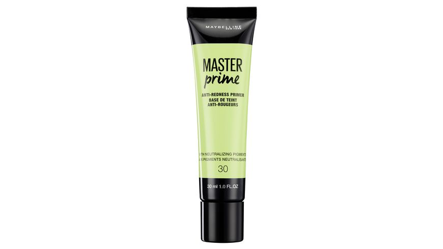 MAYBELLINE NEW YORK Master Prime Anti Redness