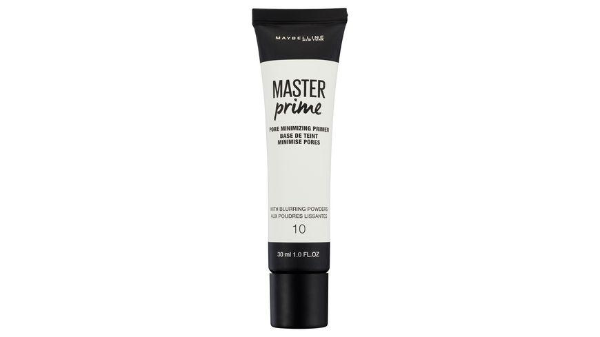 MAYBELLINE NEW YORK Master Prime Poreminimizer