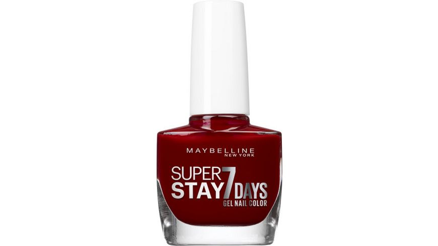 MAYBELLINE NEW YORK Nagellack Superstay 7 Tage