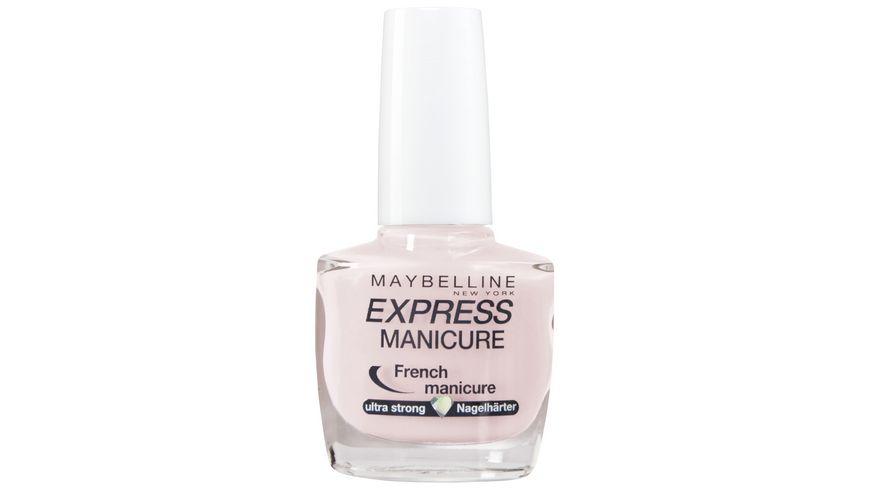 MAYBELLINE NEW YORK Nagellack Express Manicure French Manicure