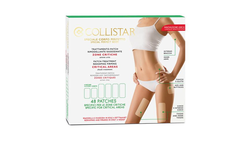 COLLISTAR Patch Firming Reshaping