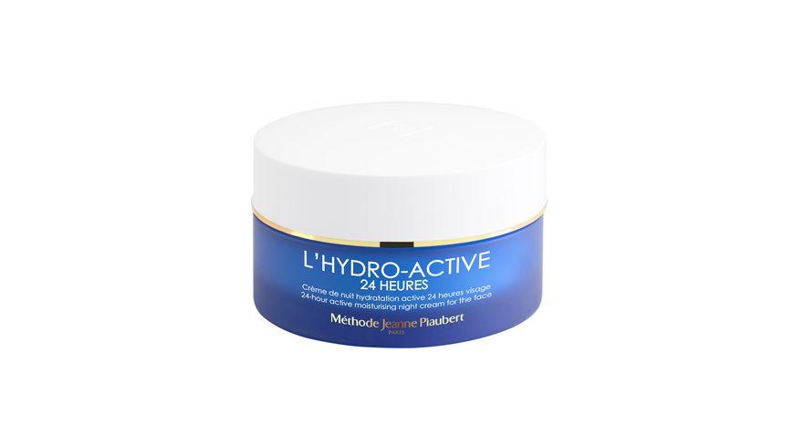 PIAUBERT L Hydro Active 24 Heures Nachtcreme