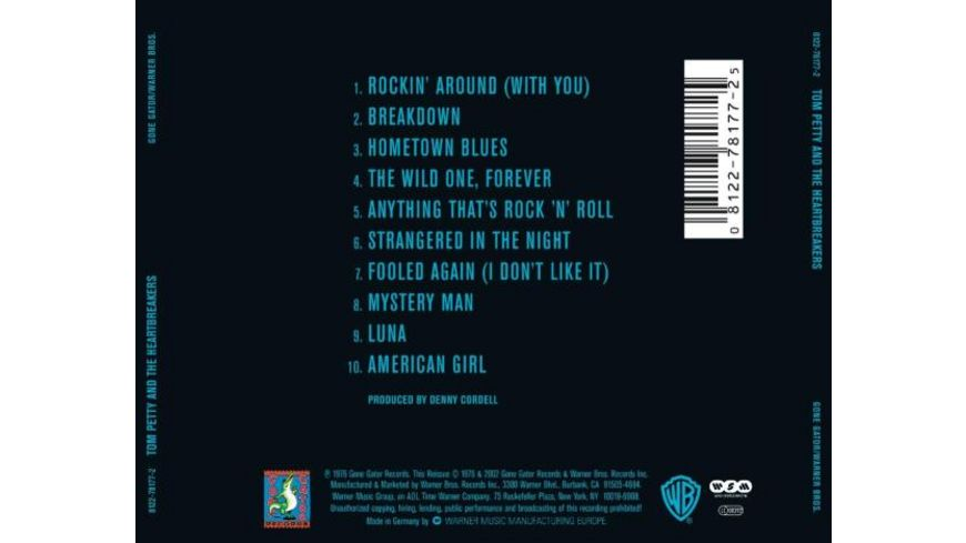 Tom Petty The Heartbreakers Re