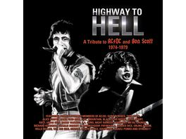 Highway To Hell A Tribute To Bon Scott AC DC 19