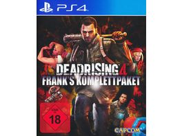 Dead Rising 4 Frank s Komplettpaket
