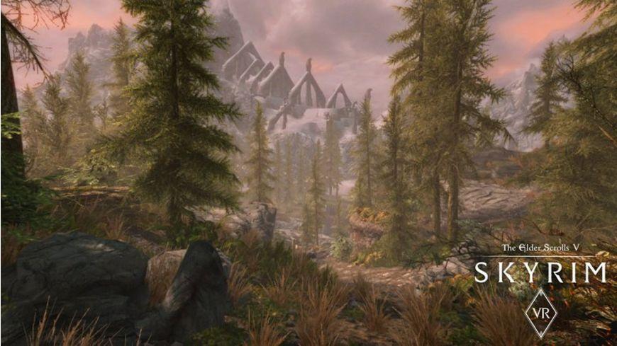 The Elder Scrolls V Skyrim VR PlayStation VR