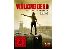The Walking Dead St 3 Uncut LE 5 BRs