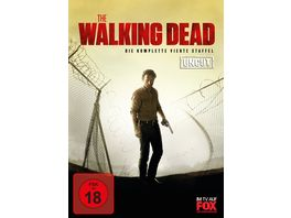 The Walking Dead Die komplette vierte Staffel Uncut Limitiert 5 DVDs