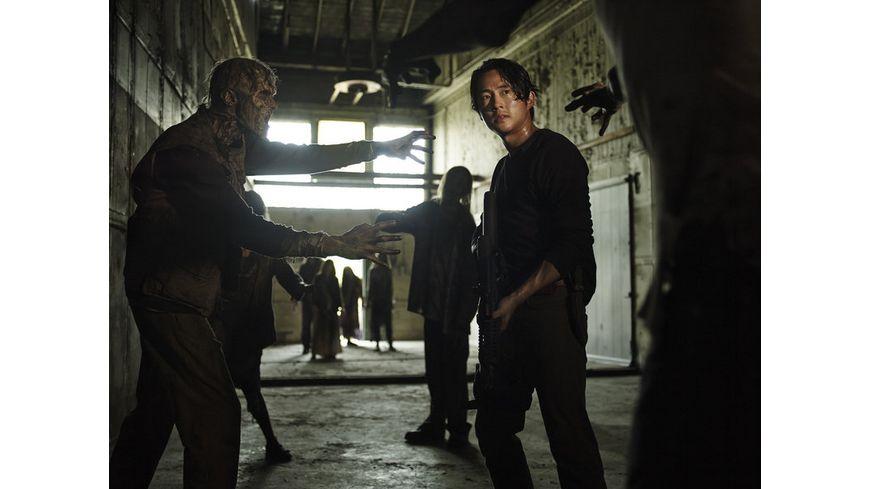 The Walking Dead Die komplette fuenfte Staffel Uncut Limitiert 5 DVDs