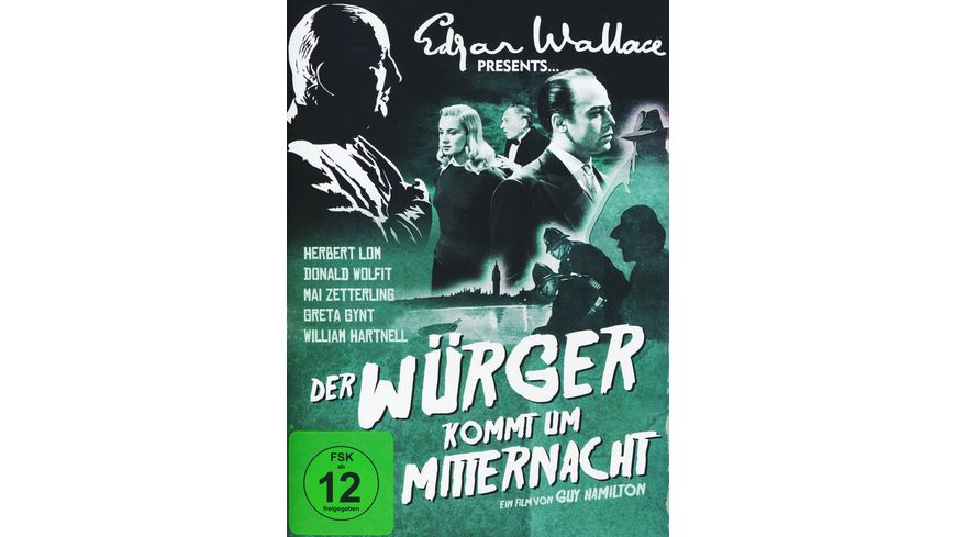 Edgar Wallace Der Wuerger kommt um Mitternacht