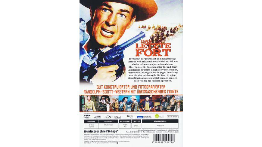 Das letzte Fort