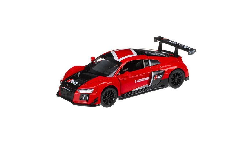 Müller - Toy Place - 1:24 Modellauto Audi R8 LMS, Licht + Sound