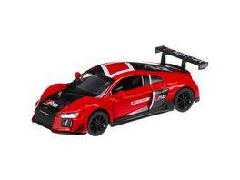 Mueller Toy Place 1 24 Modellauto Audi R8 LMS Licht Sound