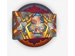 Pokemon Sammelkartenspiel Glurak GX Premium Kollektion