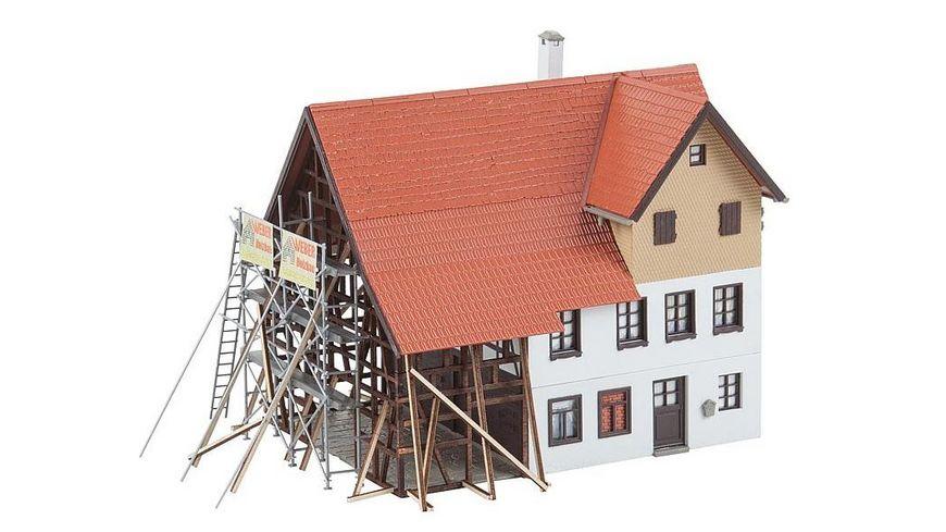 Faller 130533 Bauernhaus im Umbau