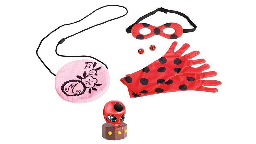 Bandai Miraculous Werde zu Marinette und Ladybug