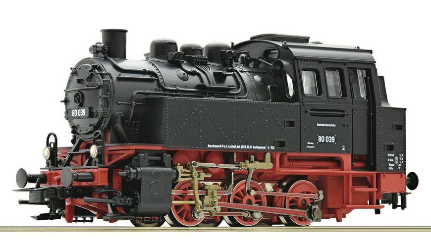 Roco 63338 Dampflokomotive BR 80 DB