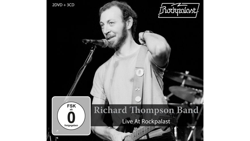 Live At Rockpalast 1983 1984