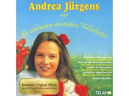 Andrea Juergens singt die schoensten deutschen Volks