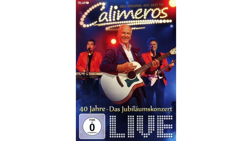 40 Jahre Das Jubilaeumskonzert Live