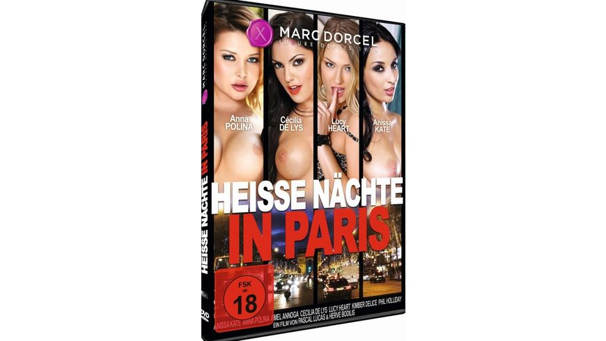 Heisse Naechte in Paris