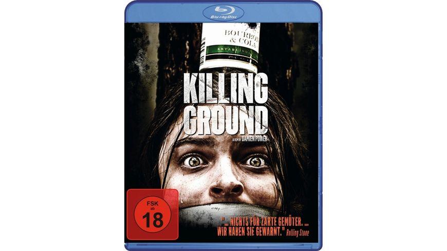 Killing Ground Uncut