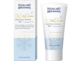 HILDEGARD BRAUKMANN Winter Season Gesichts Creme SPF 30 high