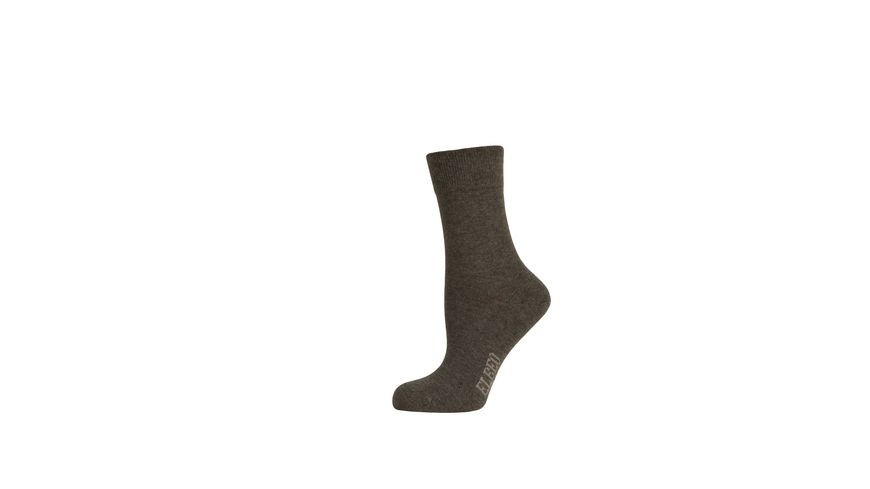 ELBEO Damen Socken Pure Cotton Sensitive