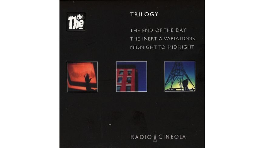 Radio Cineola Trilogy 3CD