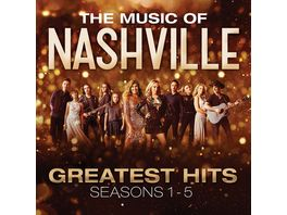 The Music Of Nashville Greatest Hits Seasons 1 5