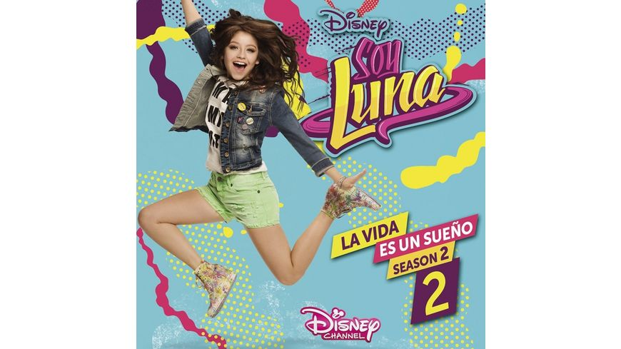 Soy Luna La Vida Es Un Sueno 2 Staffel 2 Vol 2