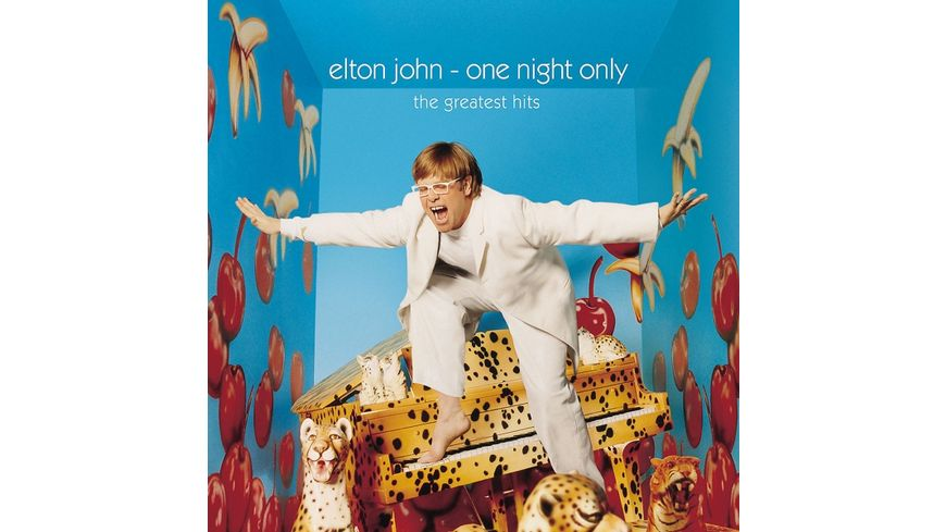 One Night Only The Greatest Hits 2LP