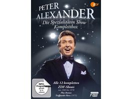 Die Peter Alexander Spezialita
