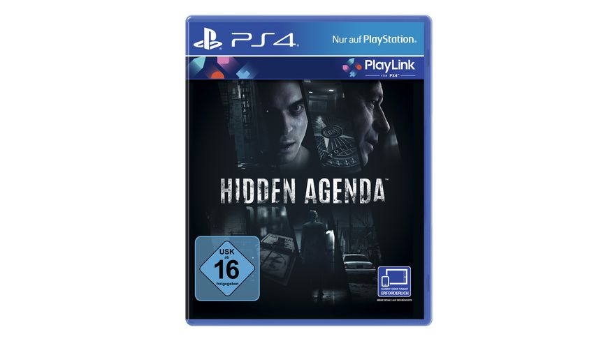 Hidden Agenda PlayLink